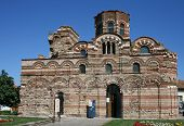 Ancient church in Nessebar, Bulgaria