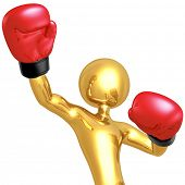 stock photo of pugilistic  - Boxing - JPG