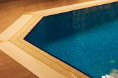 Relaxing Swimming Pool At Spa