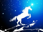 Christmas Magic Horse