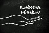Successful Business Mission In Your Hands