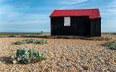 Red Hut On Rye Beach
