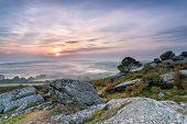 Autumn Mists Over Cornwall