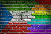 Dark Brick Wall - Lgbt Rights - Equatorial Guinea