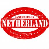 Assembled In Netherland
