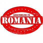 Assembled In Romania