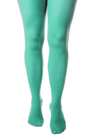 pic of panty-hose  - feminine legs with colored tights on white background - JPG