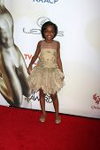 LOS ANGELES - FEB 6:  Marsai Martin at the 46th NAACP Image Awards Arrivals at a Pasadena Convention Center on February 6, 2015 in Pasadena, CA