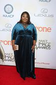LOS ANGELES - FEB 6:  Raven Goodwin at the 46th NAACP Image Awards Arrivals at a Pasadena Convention Center on February 6, 2015 in Pasadena, CA