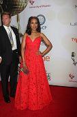 LOS ANGELES - FEB 6:  Kerry Washington at the 46th NAACP Image Awards Arrivals at a Pasadena Convention Center on February 6, 2015 in Pasadena, CA