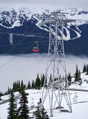 October on Whistler Mountain