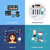 Makeup Flat Set