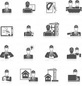 Engineer Icons Set