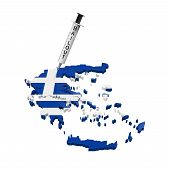 Greece Economic Crisis Illustration