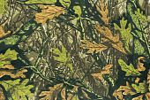 pic of camo  - Close up camouflage fabric in a horizontal orientation - JPG