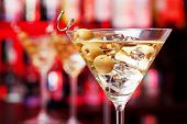 Three Martinis