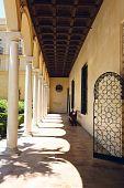 Arches of Alcazar Palace