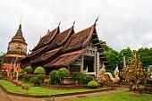 Church & Pagoda
