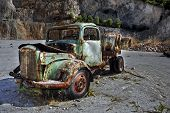 image of scrap-iron  - ZAKYNTHOS ISLAND - JPG
