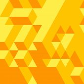 Abstract geometrical 3d background. Can be used for wallpaper, web page background, web banners.