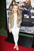 LOS ANGELES - FEB 10: Sabrina Carpenter at the screening of the Disney Channel Original Movie 'Bad Hair Day' at the Frank G Wells Theater on February 10, 2015 in Burbank, CA