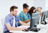 image of informatics  - education concept  - JPG