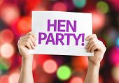 image of hen party  - Hen Party - JPG