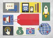 Branding Marketing Business Identity Concept