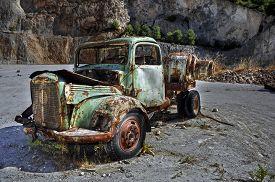 foto of scrap-iron  - ZAKYNTHOS ISLAND - JPG