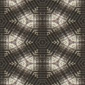 picture of metal grate  - Metal lattice seamless generated texture or background - JPG