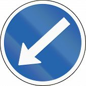 stock photo of traffic rules  - An Icelandic traffic sign  - JPG