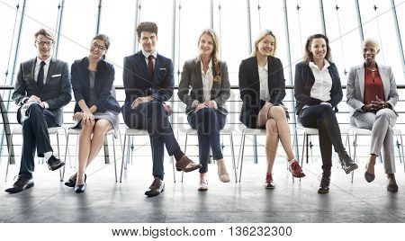 Recruitment Resume Office Skill Employment Concept
