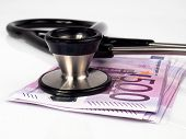 Medical Instrument With Money