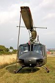 stock photo of iroquois  - Helicopter Bell UH - JPG