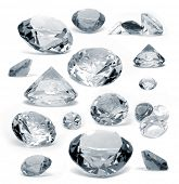 stock photo of talisman  - diamond - JPG