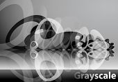Grayscale Ellipses