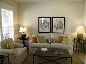 Nice sitting room