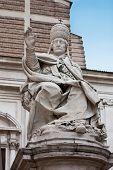 Ancient Italian Statue