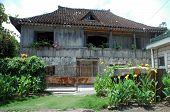Old House In Bohol Philippines