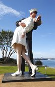 The Kiss! Unconditional Surrender.