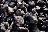 Zwarte kolen