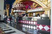 Movie theater Food Bar Movie theater in downtown San Francisco California