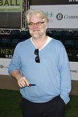 LOS ANGELES - SEP 19:  Philip Seymour Hoffman arrives at the