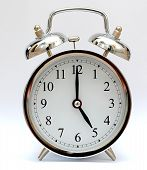 5pm Clock