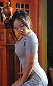 A Beautiful Asian woman