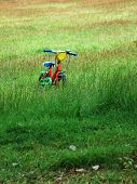A Child's Bicycle