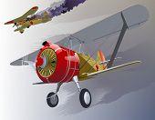 Vector fighter 30-s