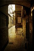 London Alleyway, England