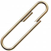 Paperclip In Use