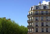 Typical Parisian Building